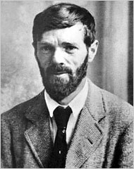 D H Lawrence 1885 - 1930