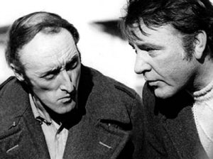 Ryan with Richard Burton in Under Milkwood